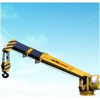 XCMG SQ25SK2Q telescopic boom type truck mounted crane