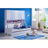 MDF Single Children Wardrobe Bed