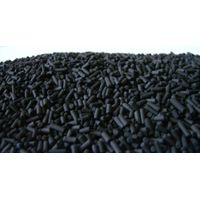 Pellet carbons from material combinations of anthracite bituminous and pellet carbons from material