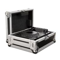RK CD Player flight cases Aluminum Hardwares for roadshow pull-out