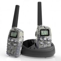 Gmrs/PMR/Frs 0.5W/1W Walkie Talkie R7 Camouflage Export Interphone / Handheld Recharging