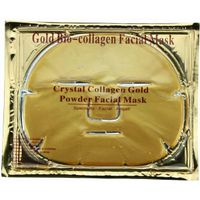 Best Seller 24K anti wrinkle collagen crystal gold face mask/facial mask ( HOT ) thumbnail image
