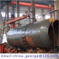 Large capacity hot sale chromium rotary kiln sold to Aktube thumbnail image