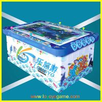 most popular japanese animation arcade metal gumballs vending fishing game machine