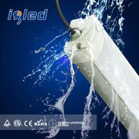 Waterproof 1.5m 50w Tri-Proof LED Lamp IP65 Light Fixture