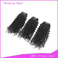 Wholesalemalaysian Human Hair weaves deep curl thumbnail image