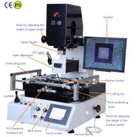ZX-X5 soldering smt machine bga rework station solder ball laptop repair bga repair system thumbnail image