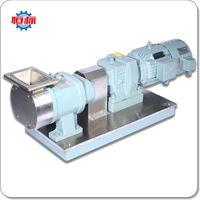 edible vegetable oil sweetener jam rice batter congee hygienic rotary rotor lobe pump thumbnail image