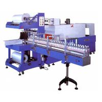 Shrink Machine for Bottles Pet Bottle Shrink Wrapping Machine Automatic Shrink Packaging Machine thumbnail image