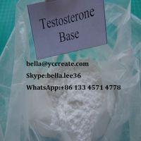 High Quality Raw Steroids Testosterone Powder