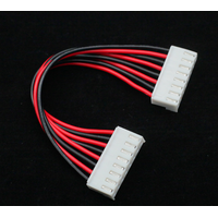 Supply vh3.96mm terminal wire 3.96 spacing 4P plug wire power switch connection wire processing cust thumbnail image