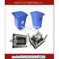 Manufacturer plastic injection mould-dustbin mould