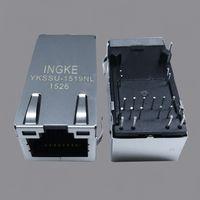 Ingke YKSSU-1519NL 2.5G Base-T, Power over Ethernet+ (PoE+) RJ45 Magjack Connectors