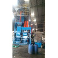 fiber baler for RPSF prodiction line