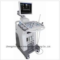 Diagnostic 3D Color Doppler Ultrasond System and Scanner (HP-UC80)