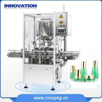 Atlas210 Automatic cosmetic cream filling machine with servo driven