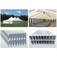 aluminium profiles for tent
