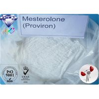Muscle Gaining Boldenone anabolic steroids Mesterolone CAS 1424-00-6 For Male / Proviron