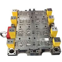OEM Injection mold, multi cavity mould, hot runner mold making services supplier thumbnail image