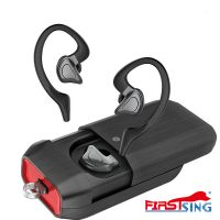 Firstsing Portable TWS Wireless Bluetooth Headphones Stereo Sport Earphones With Charge Box for IOS thumbnail image