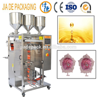 irregular shaped sachet bag packing machine