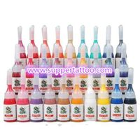 Top 28 Color Complete Set Tattoo Ink Pigment 5ml Kit