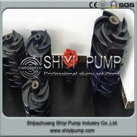 Polyurethane Impeller Slurry Pump PU Impellers Pump Parts thumbnail image