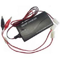 12V-24V 0.7A&1.4A dual output charger for 10-20 series NiMh NiCd battery packs