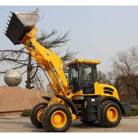 2ton Articulated Mini Wheel Loader Made In China