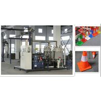 Polyurethane Crash Barrier Foaming Machine