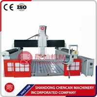 Lost foam moulds making cnc machining center for die casting