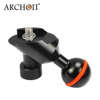Archon Z16 Diving Clamp 1/4 Screw Ball Joint