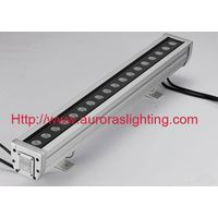 DMX512 LED wall washer 18W/36W/72W
