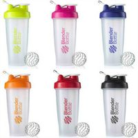 blender joyshaker bottle with metal ball for protein powder