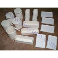 99.7 High Alumina ceramic crucible