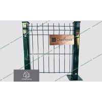 3D Curved Welded Wire Fence3D Curved Welded Wire Fence thumbnail image