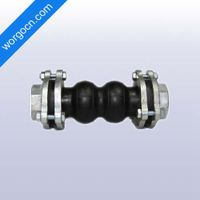 Union Type Double Sphere Rubber Expansion Joint thumbnail image