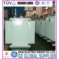 10kV, S9 ,3 phase oil immersion power transformer thumbnail image