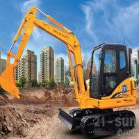 High Efficient Crawler Hydraulic Excavator Price