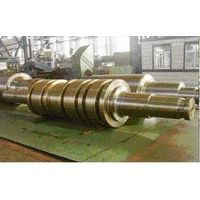Section steel roll