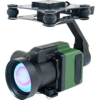 High Definition 3-Axis and Military Gimbal Drone and UAV Thermal Payload Camera Manufacturer from Ch thumbnail image