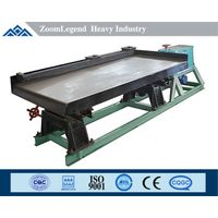 High quality ore dressing machine shaking table