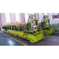 Automatic C Channel Steel Purling Roll Forming Machine thumbnail image