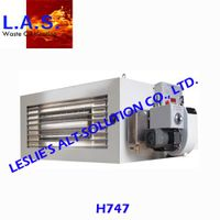 CE Home Space Warm Air Heater Room Heater Waste Oil Furnace H747