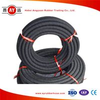 1-1/2 inch flexible ozone resistant drain pipe
