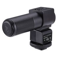 External Stereo Microphone MIC For Digital Camera, youtube camera recording mic