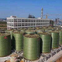 FRP On-Site Large Storage Tank FRP Storage Tank manufacturerFRP Vertical Storage Tank