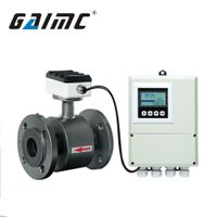 GMF100 split type mag flow meter for waste water