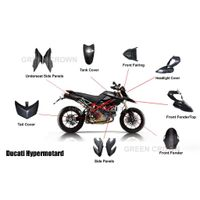 Ducati motorcycle carbon kits thumbnail image