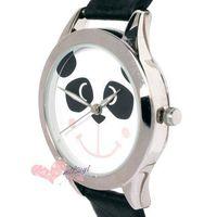Japan Movement Quartz Watch sr626sw With Panda Face For Ladies